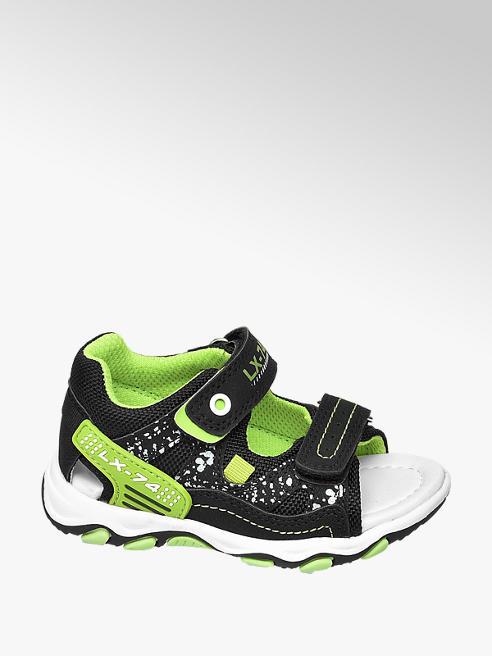 Bobbi-Shoes Lauflernschuhe in Schwarz