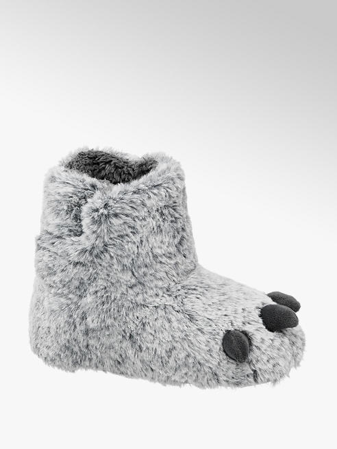Bobbi-Shoes Toddler Novelty Claw Slippers