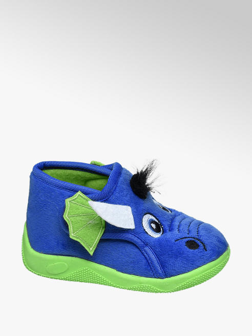 Bobbi-Shoes Toddlers Dragon Slippers
