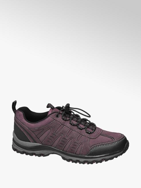 Graceland Bordó női sneaker