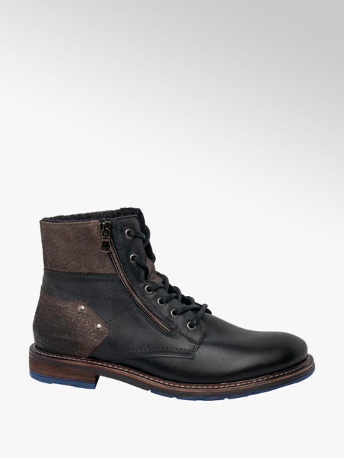 Borelli London Collection Borelli London Casual Lace-up Boots