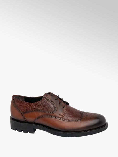 Borelli London Collection Lace-up Formal Shoes