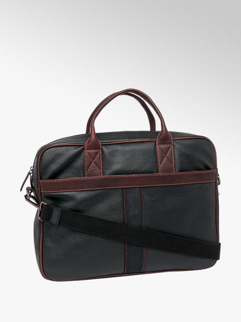 Borelli London Collection Mens Leather Briefcase