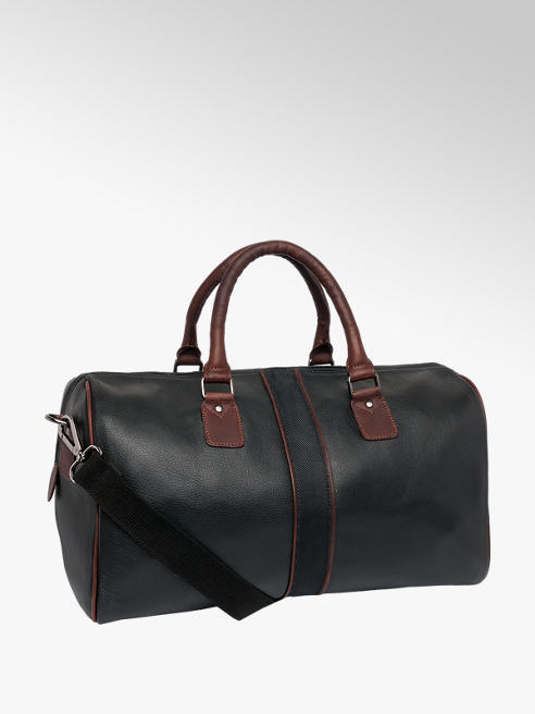 Borelli London Collection Mens Leather Holdall
