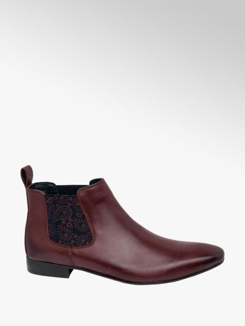 Borelli London Collection Borelli London Formal Slip-on Boots