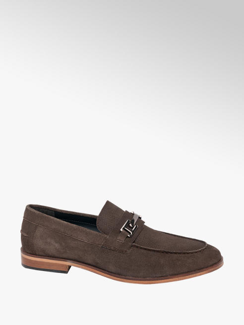 Borelli London Collection Mens Formal Slip-on Shoes
