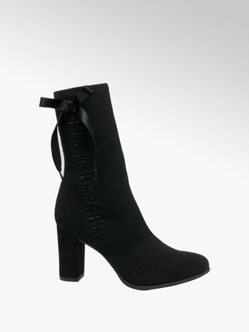 Graceland Bota calcetín de tacón