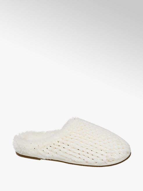 Vero Moda Béžové papuče Vero Moda
