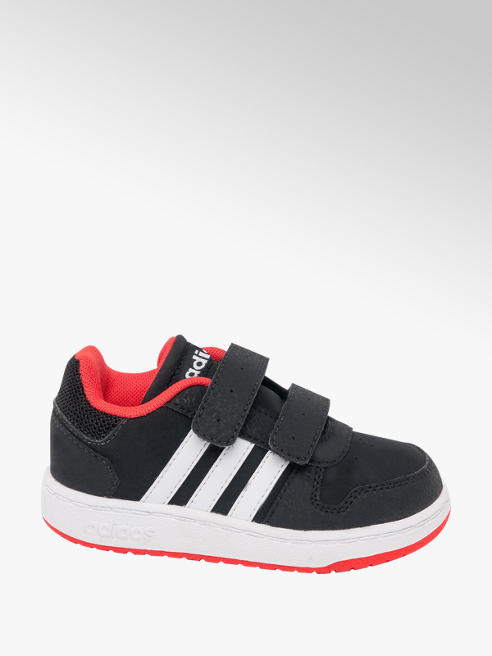 adidas Boys Adidas Hoops 2.0 Trainers