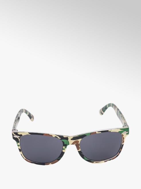 Boys Camo Print Wayfarer Sunglasses