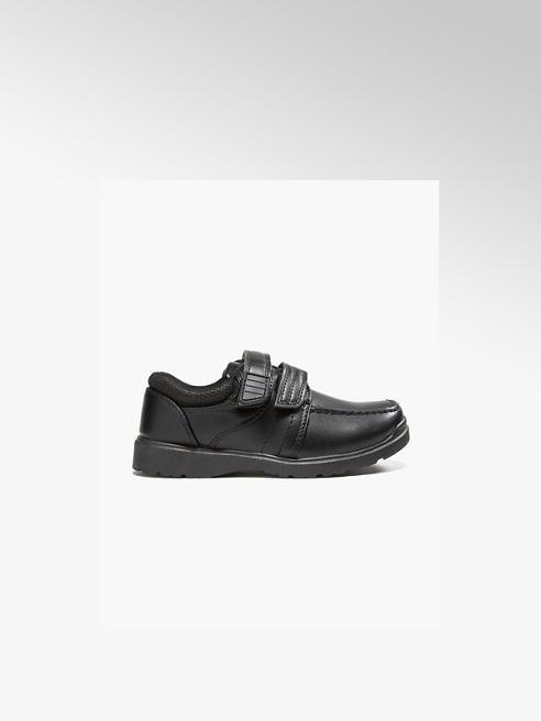 Memphis One Junior Boy Twin Strap School Shoes