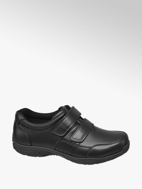 Memphis One Teen Boy Twin Strap School Shoes