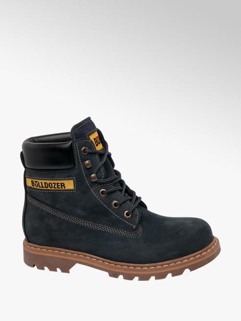 Bulldozer Mens Casual Lace-up Bulldozer Boots