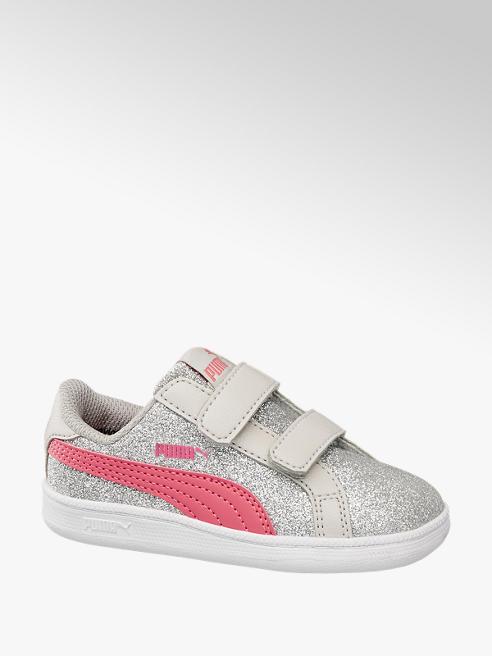 Puma buty dziecięce Puma Smash Glitter V Inf