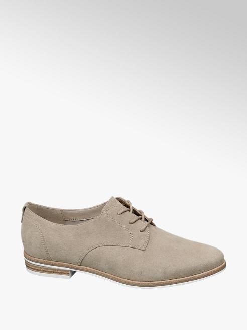Graceland Bézs színű bokacipő
