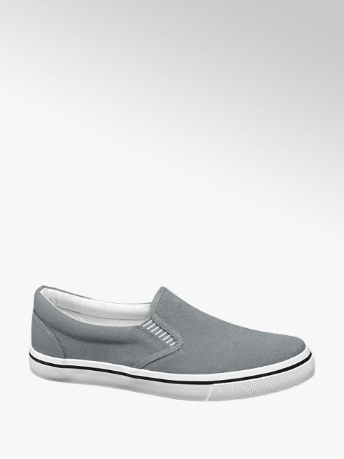 Vty Canvas Slip On