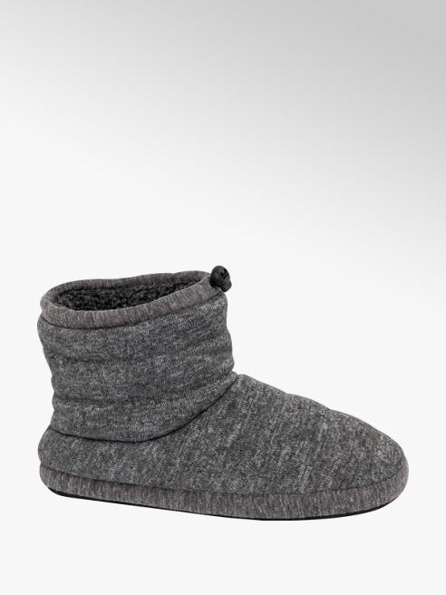 Casa mia Mens Slipper Boots
