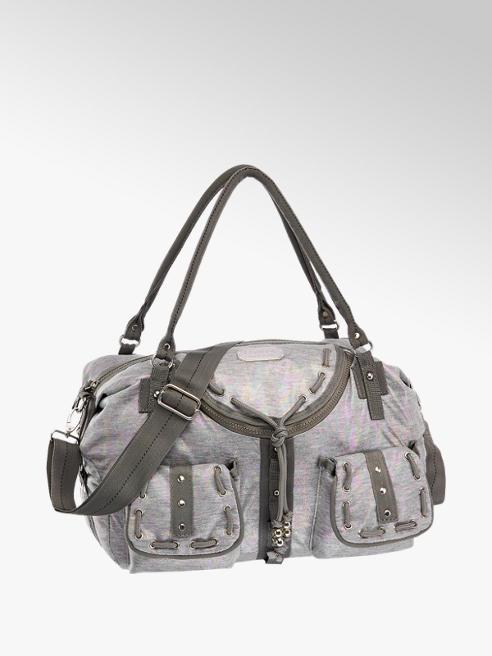 Catwalk Handtasche in Grau