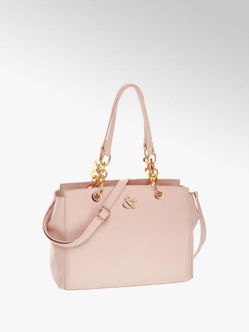 Catwalk Handtasche in Rosa