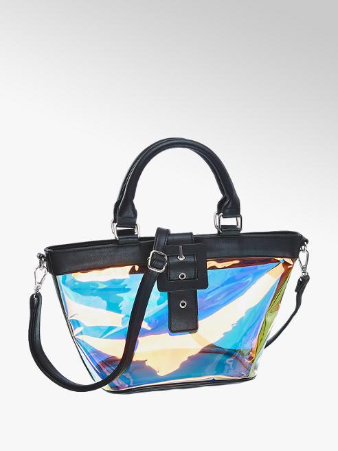 Catwalk Handtasche in Transparent