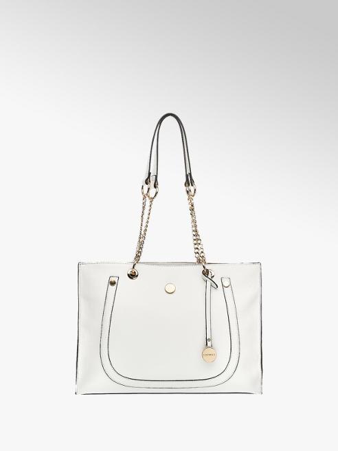 Catwalk Handtasche in Weiß