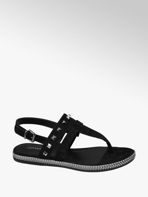 Catwalk Studded Detail Sandal