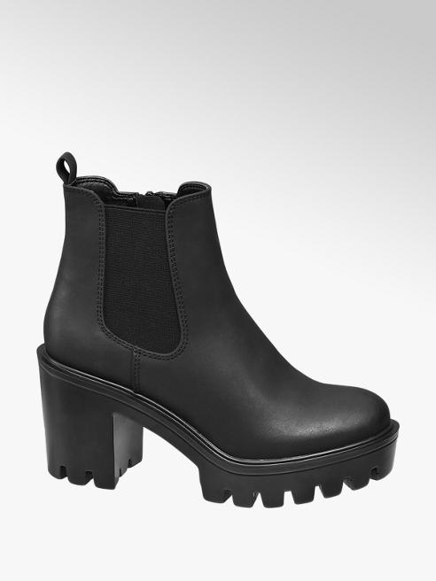 Catwalk Chunky Chelsea Boot