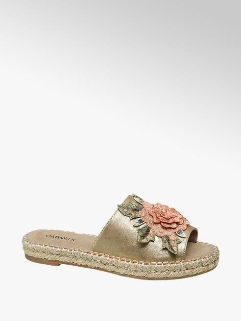 Catwalk Slip On Sandal