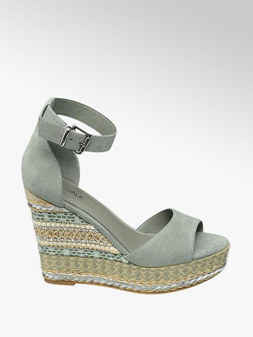 Catwalk Wedge Sandal