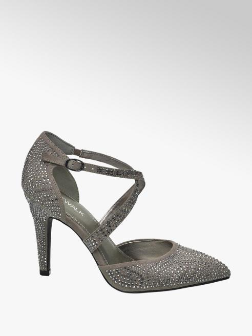 Catwalk Strappy Heel