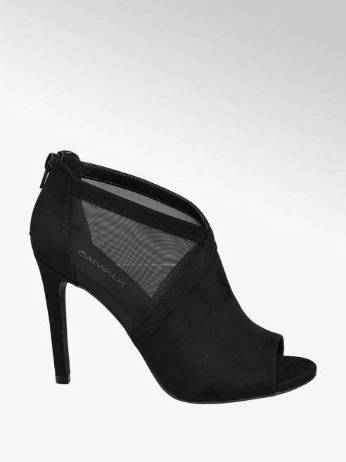 Catwalk Peeptoe Heeled Shoe