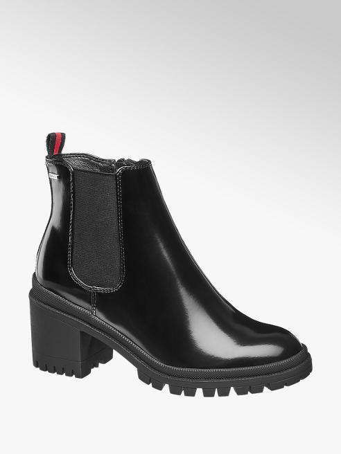 MEXX Chelsea Boots Lack-Look