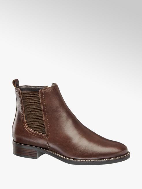 5th Avenue Chelsea Boots Läder