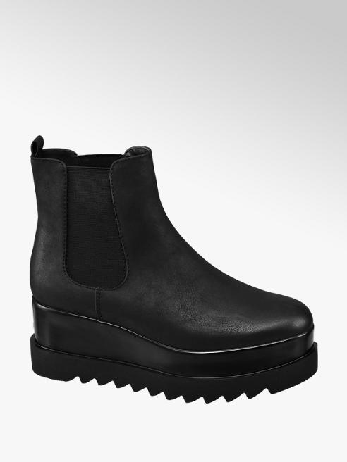 Graceland Chelsea Boots Plateau
