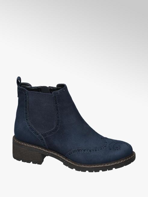 Graceland Chelsea boot blu