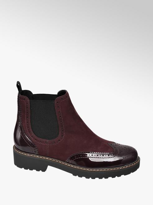 Graceland Chelsea boot bordeaux