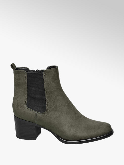 Graceland Chelsea boot con tacco