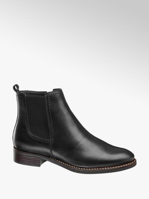 5th Avenue Chelsea boot nero classico