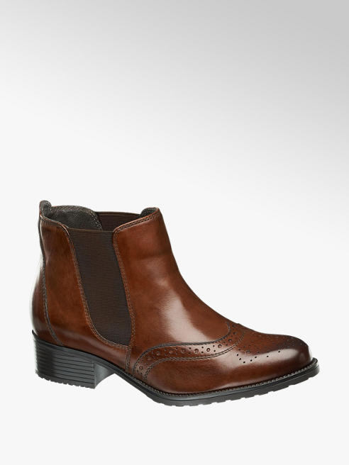 5th Avenue Chelsea boot stile brogue