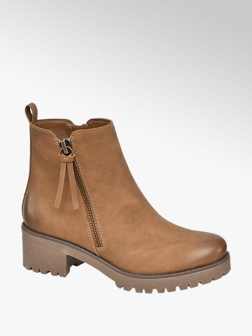 Graceland Chunky Boots