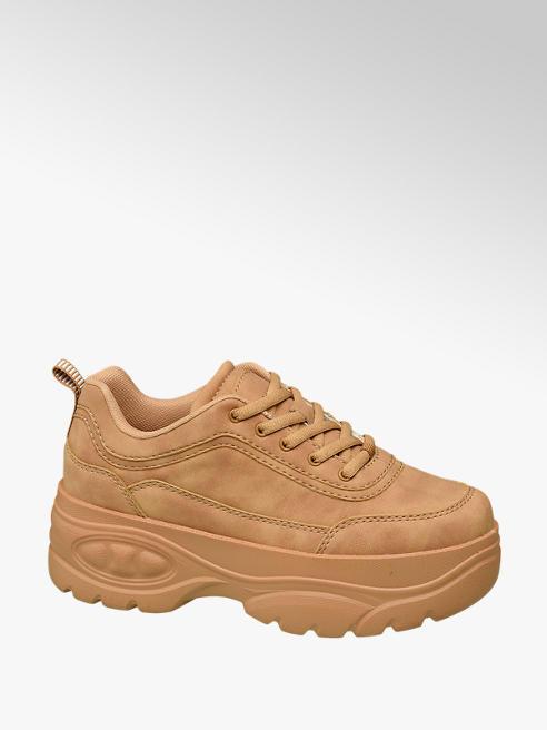Venice Chunky sneaker marrone
