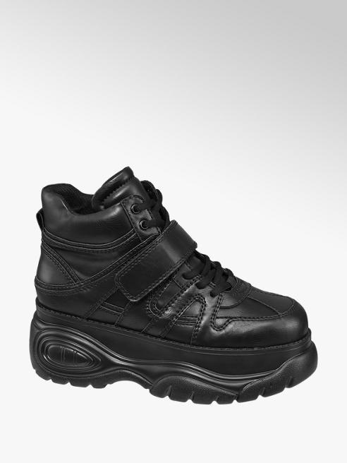 Catwalk Chunky sneaker nera