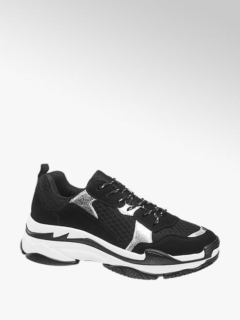 Graceland Chunky sneaker nera
