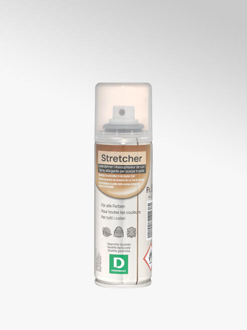 Dosenbach spray allargante per scarpe in pelle 125ml