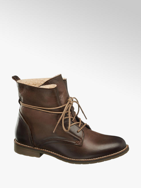 Landrover Boot da allacciare Donna