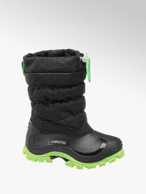 Cortina Gefütterte Snowboots in Schwarz