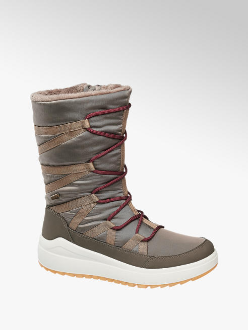 Cortina Snowboots in Taupe