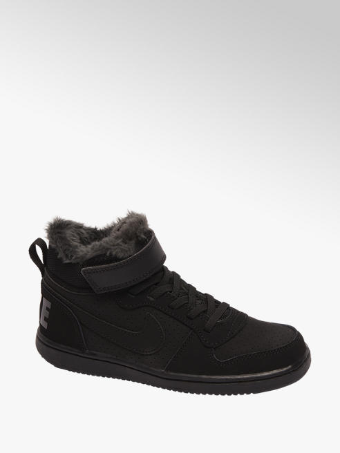 NIKE Court Borough Fodrad Mid Cut