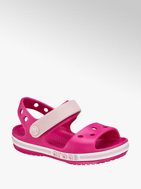 Crocs Sandalen in Pink