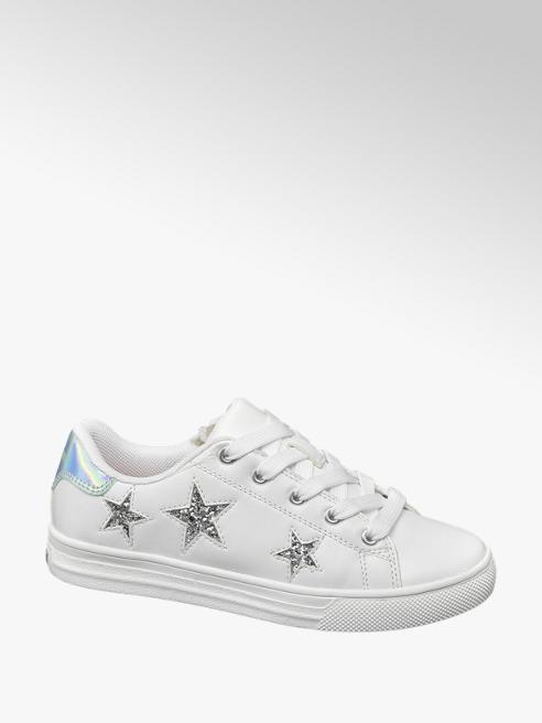 Graceland Csillámos csillagmintás sneaker